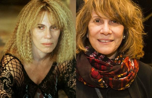 Zenilda, dona de um bordel, era a personagem de Renata Sorrah. A última novela da atriz foi 'A regra do jogo' (Foto: TV Globo / Barbara Lopes)