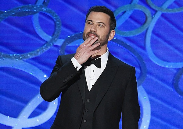 Jimmy Kimmel no Emmy Awards 2016 (Foto: Getty Images)