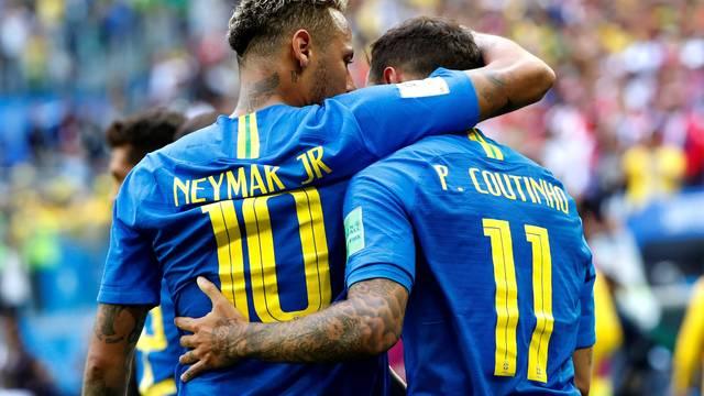 Brasil lidera o grupo
