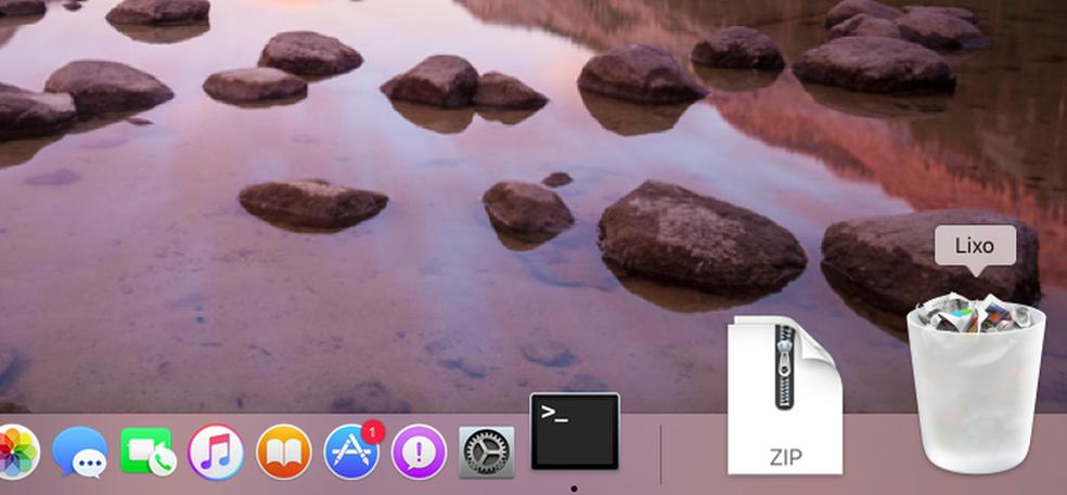 (Foto: Não gosta dos sons da captura de tela e da Lixeira no Mac? Desative (Foto: Reprodução/Edivaldo Brito))