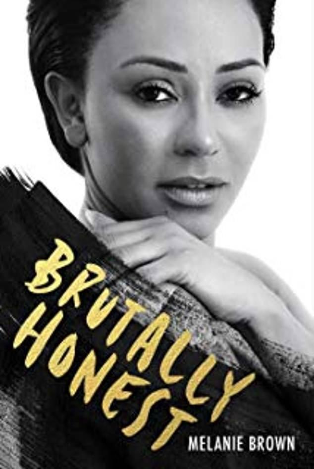 A capa da biografia ainda inédita da cantora Mel B (Foto: Divulgação)