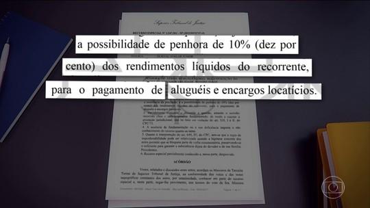 Decisão autoriza desconto de 10% do salário de inquilino para pagar aluguel