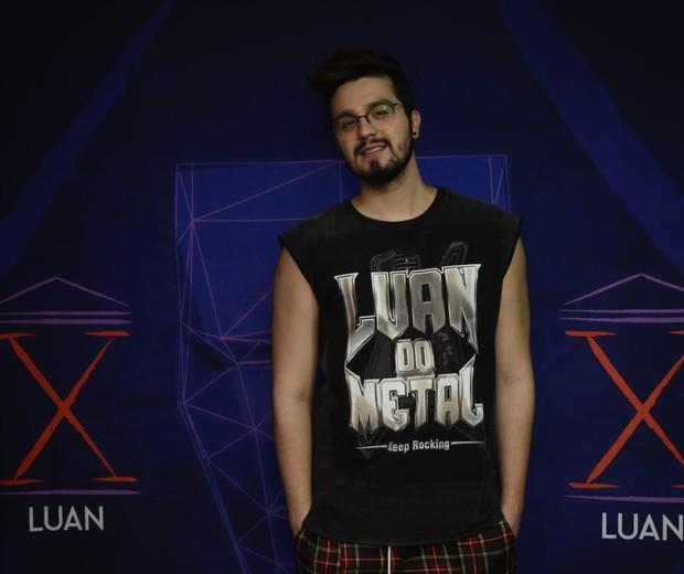 Luan Santana (Foto: Davi Magalhães/Divulgação)
