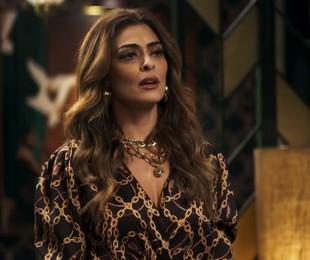 Maria da Paz será enganada por Régis nos próximos capítulos (TV Globo )