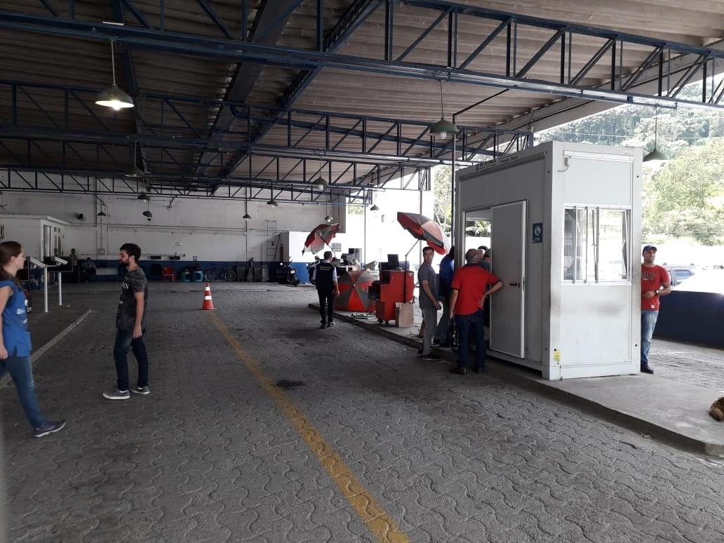 MPT faz nova vistoria no posto do Detran em Nova Friburgo, RJ, após denúncia de assédio moral contra funcionários - Noticias