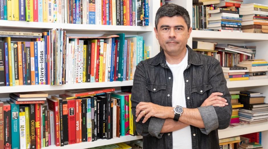 Marcelo Duarte, fundador da Panda Books (Foto: Divulgação)