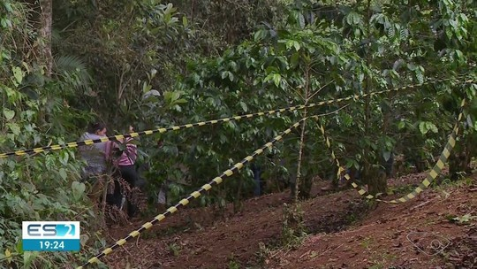 Família diz ter encontrado corpo de suspeito de desfigurar mulher no ES