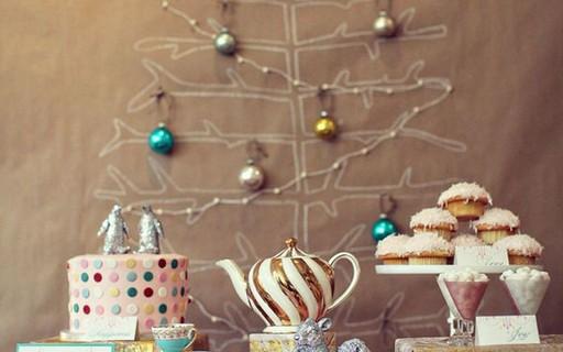 Árvore de Natal pequena: 10 ideias para quem tem pouco espaço em casa