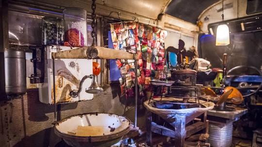 'O Natal Perfeito': lixo reciclado dos Estúdios Globo vira objetos de cena no especial