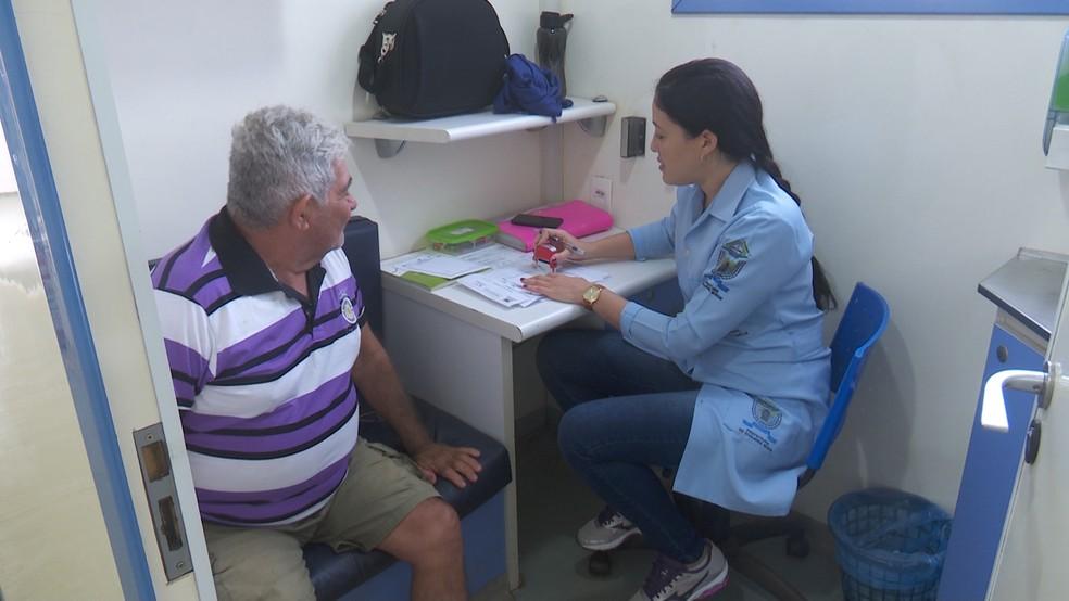 Pacientes que estão com hanseníase serão tratados. (Foto: Reprodução/Rede Amazônica)