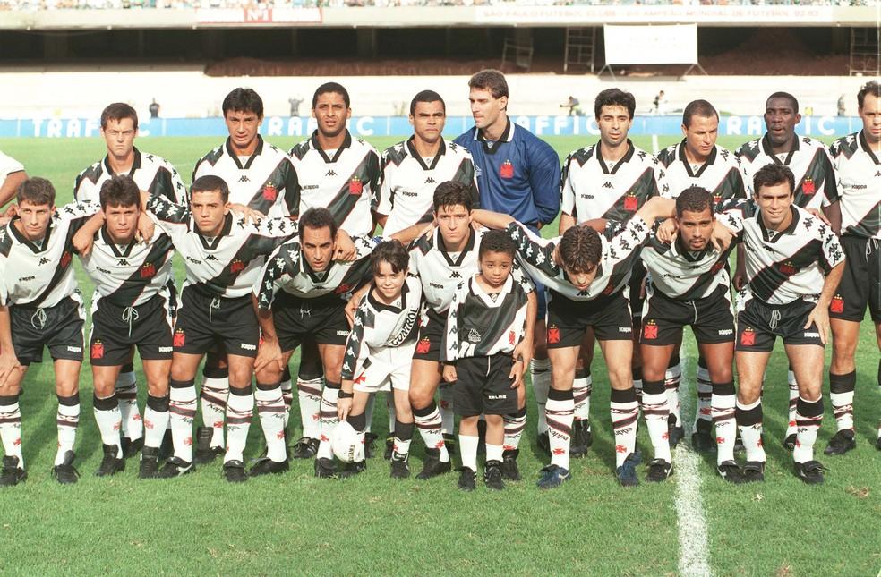 Campeões de 1997 seguiram (quase todos) no futebol  veja onde anda ... acbe7c935a1d5