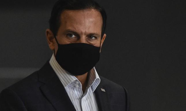 João Doria, (PSDB) Governador de São Paulo
