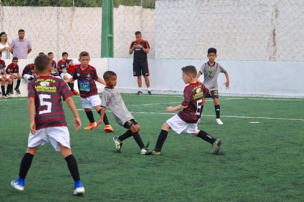 Clube da Caixa, na Grande Natal, recebe Copa Fla Nordeste de Escolinhas — Foto: Divulgação