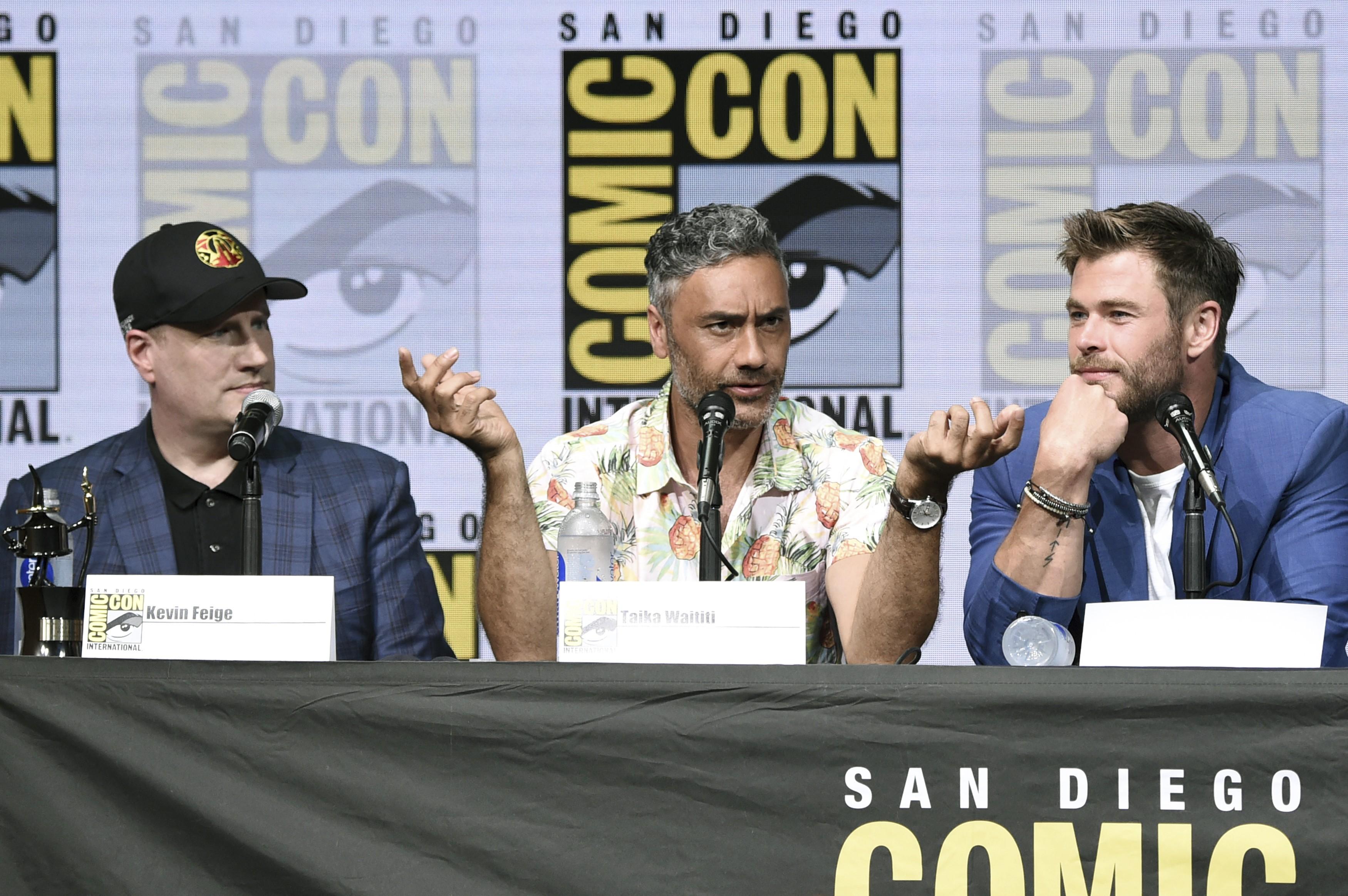 'Thor 4' vai ser dirigido por Taika Waititi, de 'Ragnarok' - Notícias - Plantão Diário
