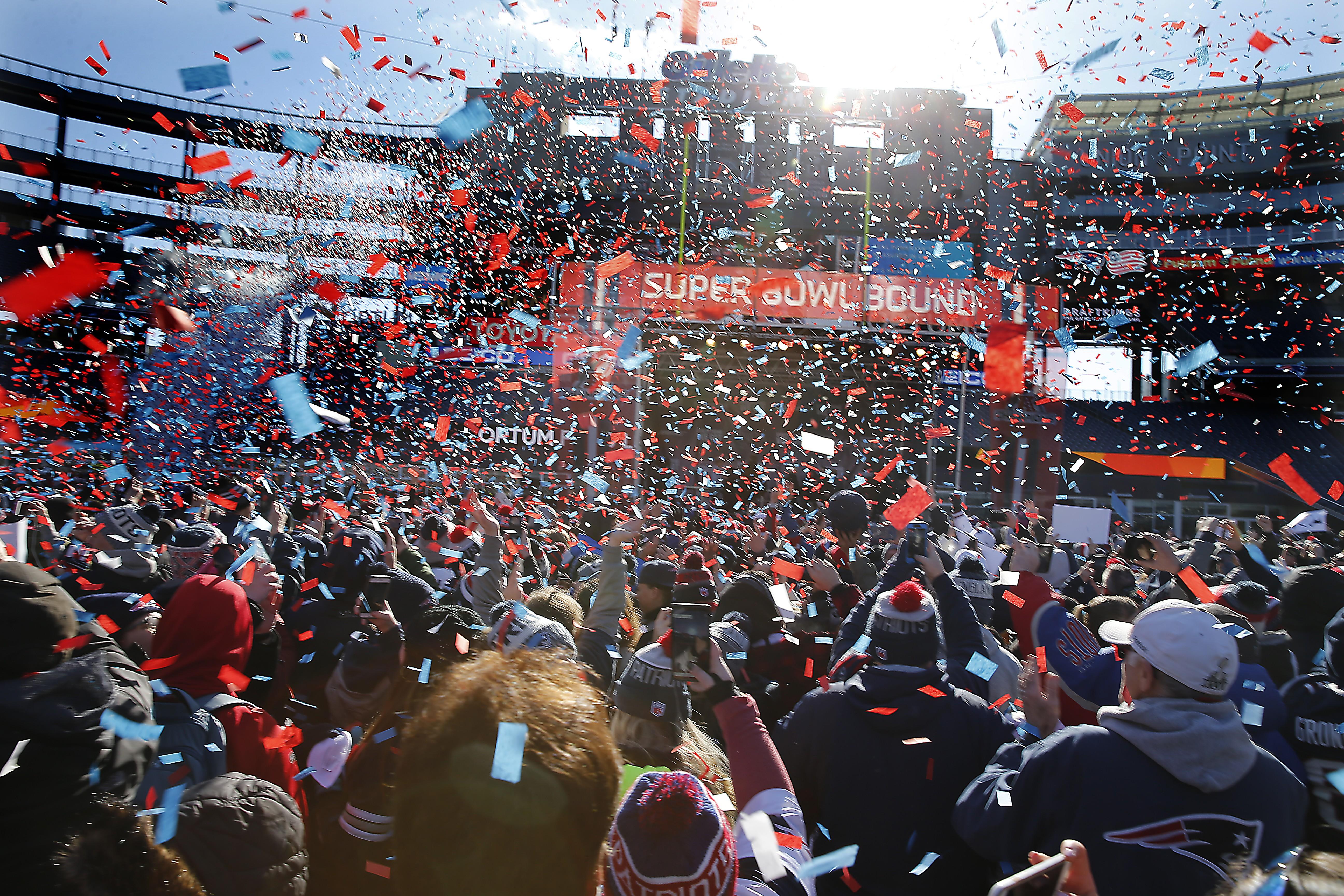 Super Bowl (Foto: Getty Images)