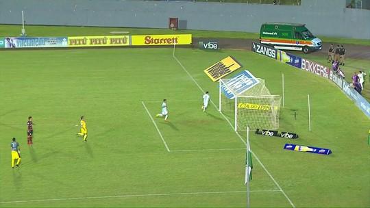 Artilheiro, Dagoberto participa de mais de 60% dos pontos do Londrina dentro da Série B