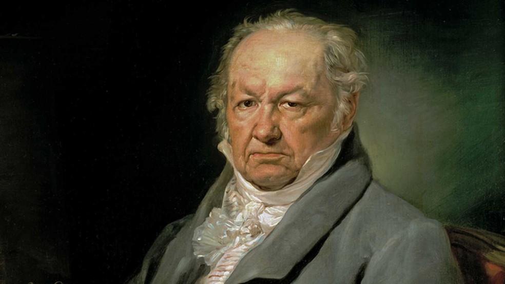 Goya é o principal artista do acervo do Museu do Prado — Foto: Reprodução/Museo del Prado