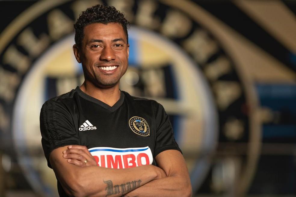 Kleberson atualmente trabalha como técnico das categorias de base do Philadelphia Union — Foto: Divulgação / Philadelphia Union