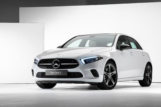Mercedes-Benz Classe A (A 250) (Foto: Divulgação)