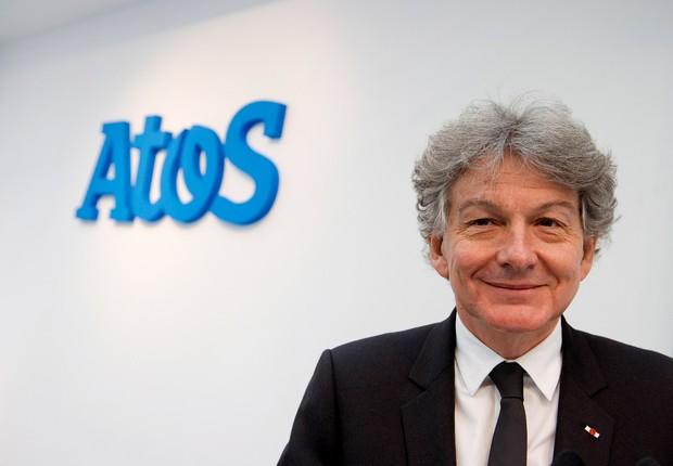 Thierry Breton, CEO da Atos (Foto: Divulgação)