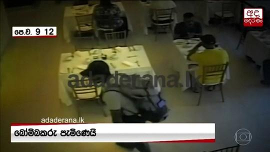 Investigadores divulgam novas imagens sobre atentados no Sri Lanka