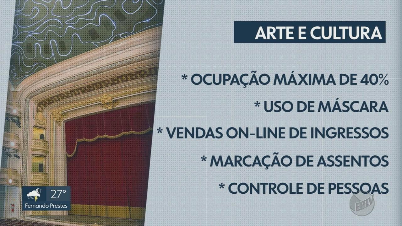 Setor de cultura pode voltar às atividades durante a pandemia em Ribeirão Preto