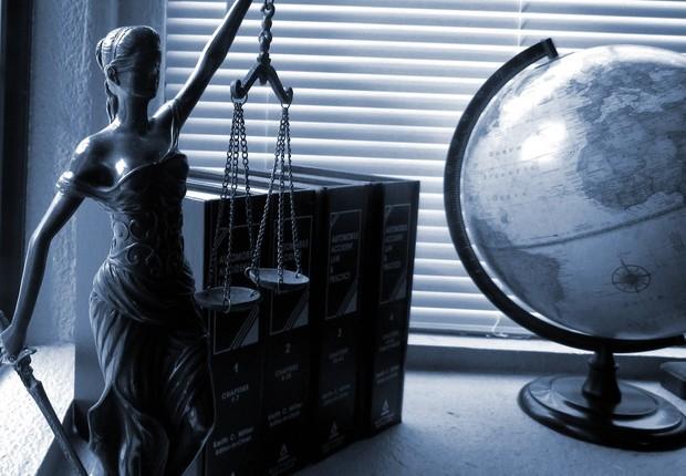Direito, lei, decisão judicial, juriídico (Foto: Pixabay)