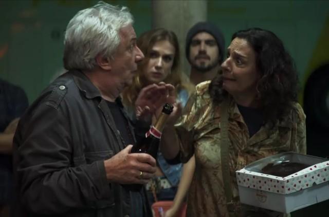 O núcleo cômico de 'A dona do pedaço' (Foto: TV Globo)