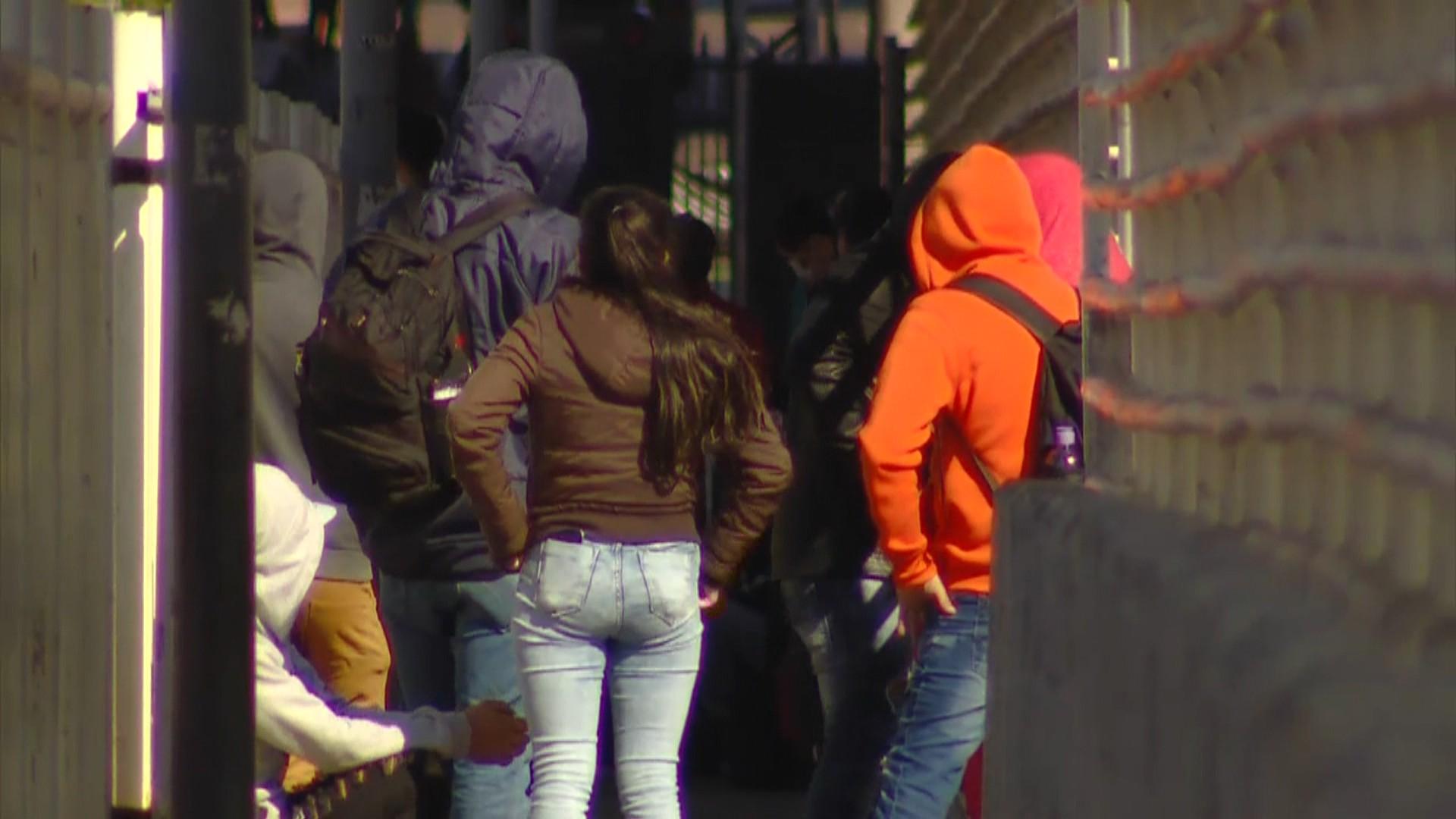 Coronavírus: 60 paraguaios ficam retidos na Ponte da Amizade, na fronteira com o Brasil