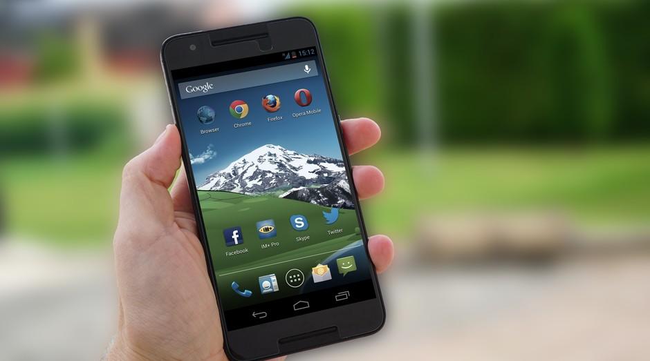 celular, smartphone, android (Foto: Reprodução/Pexels)