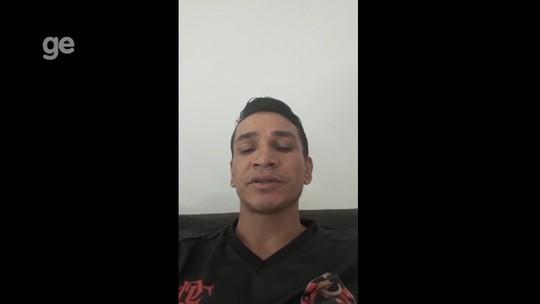 Ídolo do Flamengo, Ronaldo Angelim participa de jogo festivo em Petrolina