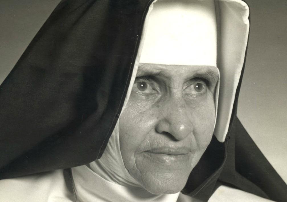 Irmã Dulce. — Foto: Reprodução/Site da Osid