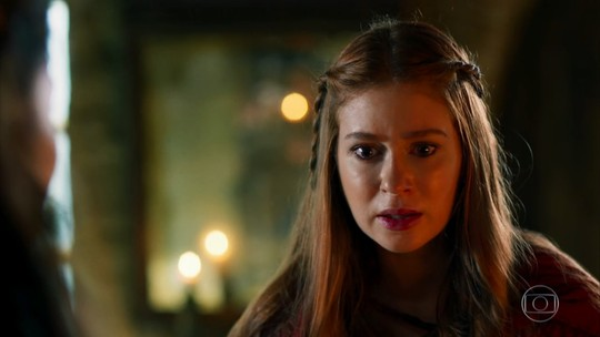 'Deus Salve o Rei': Cena em que Amália descobre ser irmã de Catarina choca fãs na web