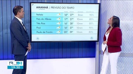 Previsão do tempo: chuva volta aparecer no Sul do Rio nesta sexta