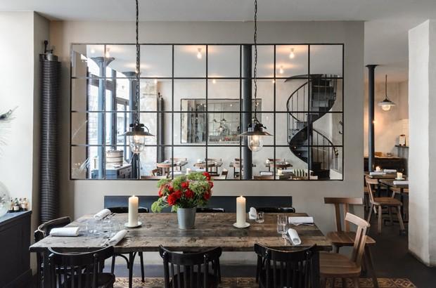 15 restaurantes soberanamente estilosos em Paris (Foto: F. Flohic)