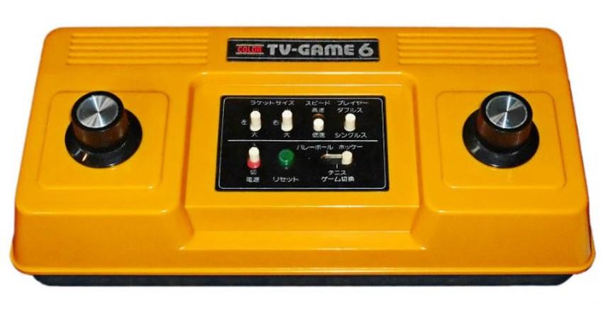 Conheça Color TV-Game 6, primeiro console lançado pela Nintendo | Notícias | TechTudo