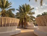 Instalação sustentável é impressa em 3D a partir de areia