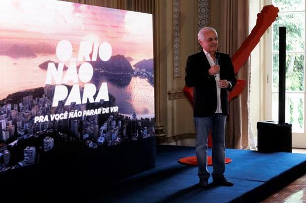 Roberto Medina (Foto: Michel Filho / Prefeitura do Rio)