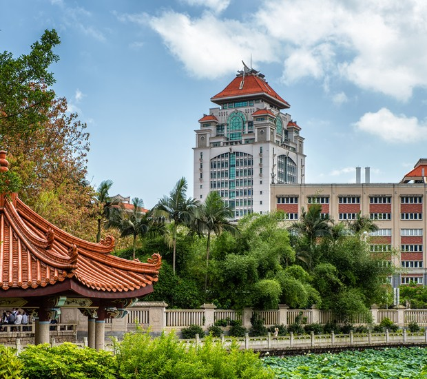 Universidade de Xiamen, na China (Foto: Thinkstock)