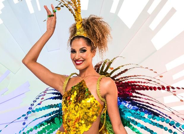 Diretor De Carnaval Deixa Tradicional Escola De Sp: Carnaval 2019: Veja Figurinos Usados Por Globeleza Em Nova