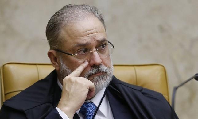 O Procurador Geral que Nunca Encontra, Augusto Aras