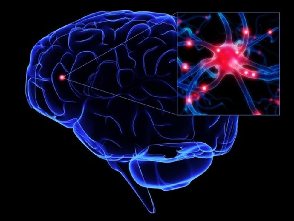 A ELA é uma doença que afeta os neurônios motores, responsáveis pelo controle da musculatura que acompanha os ossos.  — Foto: Divulgação