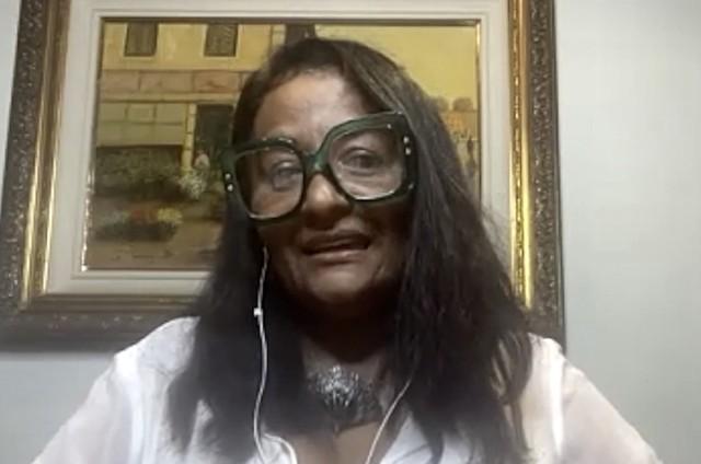 Claudia Di Moura (Foto: Reprodução/ YouTube)