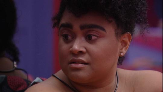 Rízia faz trajetória do jogo e diz: 'Não estava madura. Fui amadurecendo aos poucos'