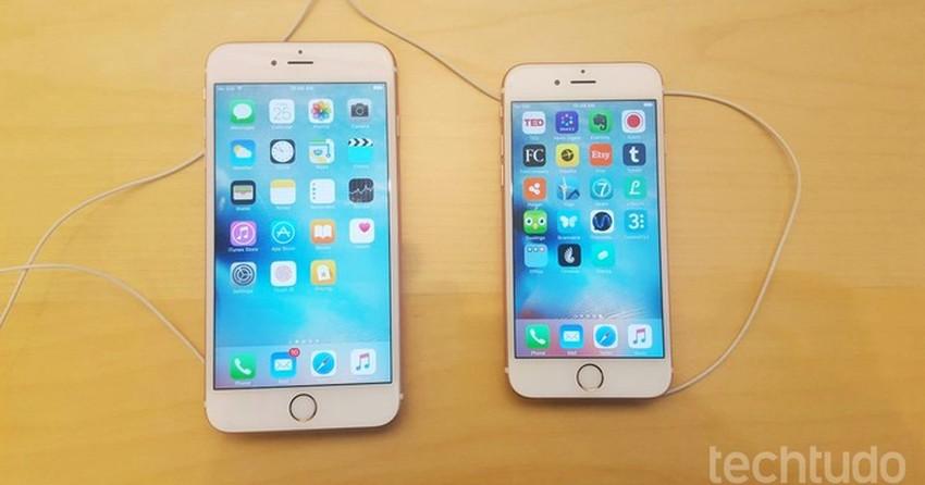 bd7d7877ad iPhone 6S  modelo importado dos EUA vai funcionar com o 4G do Brasil ...