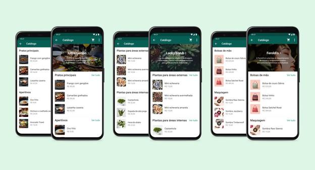 WhatsApp Business permitirá que empreendedor crie coleções em seu perfil no aplicativo