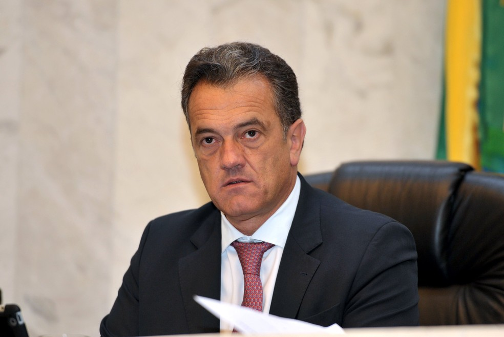 Segundo decisão, Plauto Miró pediu ressarcimento de R$ 164 mil em gastos em alimentação  — Foto: Sandro Nascimento/Alep
