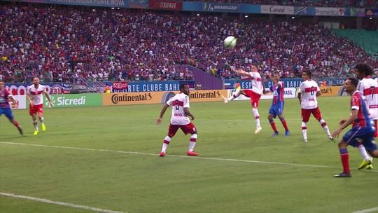 Melhores momentos: Bahia 1 x 0 CRB pela terceira fase da Copa do Brasil