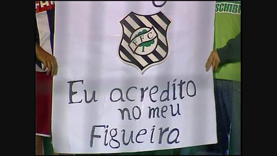 Pintado assume Figueirense com missão semelhante a 2008; relembre