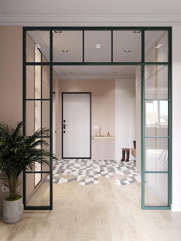 Apartamento de 82 m² tem espaço para tudo e soluções inusitadas (Foto: Fotos Divulgação)